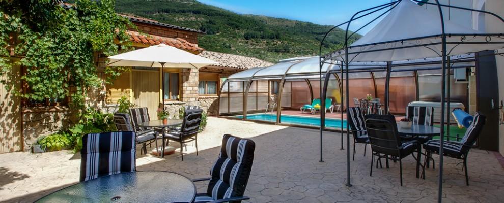 Carroyosa casa rural en el valle del jerte - Casas rurales en el jerte con piscina ...