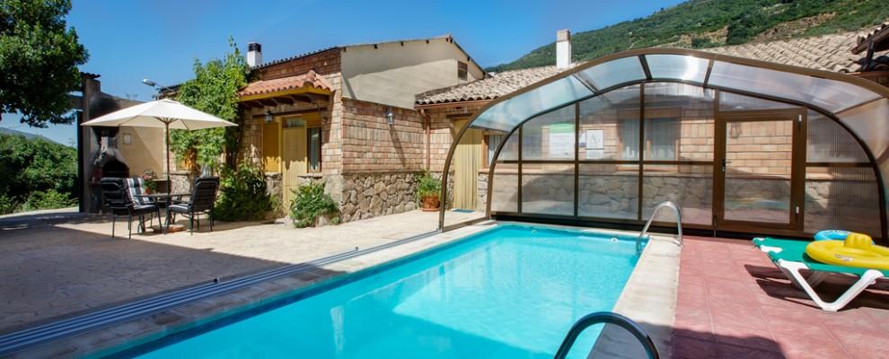 Casa rural carroyosa casa rural valle del jerte - Casas rurales en el jerte con piscina ...