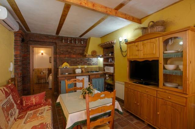 Casa 2 4 personas casa rural carroyosa for Casa rural 4 personas